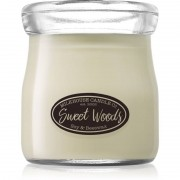 Milkhouse Candle Co. Creamery Sweet Woods vonná svíčka Cream Jar 142 g