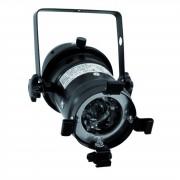 EuroLite LED PAR-16 negro 3200K 230V, 1x3W