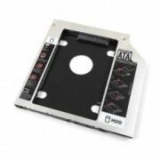 Hdd caddy adaptor unitate optica la hard disk Gateway NV79