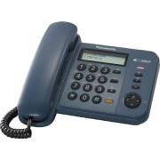 KX-TS580GC - Telefon schnurgebunden dunkelblau KX-TS580GC
