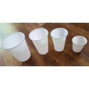 2 dl-es műanyag pohár