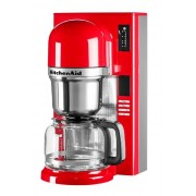 KitchenAid Kaffeemaschine Pour Over Rot Edelstahl