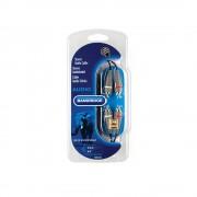 Bandridge BAL4202, Audio Kabel 2XRCA - 2XRCA, 2m