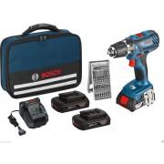 Винтоверт акумулаторен GSR 18-2-LI Plus Professional 06019E6101, BOSCH
