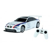 Toyhouse Officially Licensed Rastar BMW M3 GT2 1:24 Scale Model Car, White