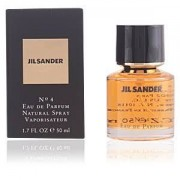 Jil sander no. 4 eau de parfum 50ml spray
