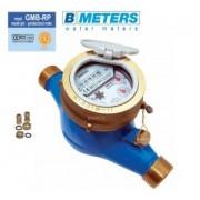 Contor apa rece BMeters GMB-RP cu cadran umed clasa C DN20-3/4
