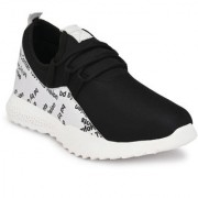 Mad shoes Men's Off black Series Unisex Casual Canvas Grafitti Sport Shoes Running/Walking/Jogging/Training/Gym/Cricket and Other Outdoor Athletic Sports Fitness