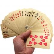 Francia kártya, póker, bridzs, römi (arany bankó)