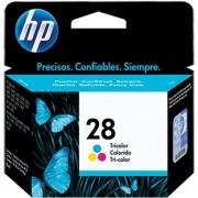 Cartucho HP 28-Tricolor