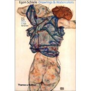 Egon Schiele: Drawings and Watercolors, Hardcover