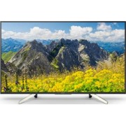 Televizor LED 123cm Sony KD49XF7596B 4K UHD Smart TV HDR