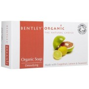 Sapun detoxifiant Bio cu Grapefruit, 150g, Bentley