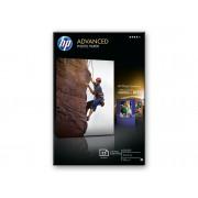 HP Papel fotográfico satinado avanzado HP 250 gramos/m² - 25 hojas /10 x 15 cm sin bordes (Q8691A)