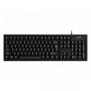 Tipkovnica Genius Smart KB-100, crna, USB