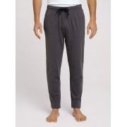 TOM TAILOR pyjama Broeken, Heren, grey-dark-solid, 54/XL