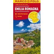Wegenkaart - landkaart 06 Emilia Romagna | Marco Polo