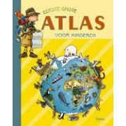 Atlas Eerste grote atlas voor kinderen | Deltas