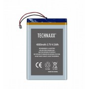 Technaxx Replaceable Battery 4000mAh for Monitor TX-59