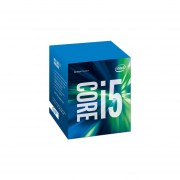 Procesador Intel Core I5-7500 De Séptima Generación, 3.4 GHz (hasta 3.8 GHz) Con Intel HD Graphics 630, Socket 1151, L3 Caché 6 MB, Quad-Core, 14nm. BX80677I57500
