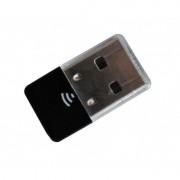 tiendatec MINI ANTENA WIFI USB NANO 802.11N 150MBPS 2.4GHZ 2DBI RTL8188CU