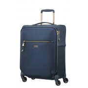 Samsonite Karissa Biz 55cm 4-Wheel Spinner Cabin Case - Dark Navy