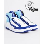 Superdry Vegan Basket Lux Sneaker 39 dunkelblau
