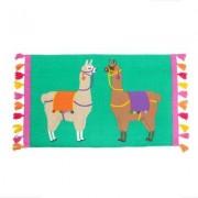 Sass & Belle Teppich Lama