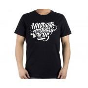 Natus Vincere T-shirt NAVIgate 2017 - Svart