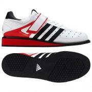 Adidas Power Perfect II Vit/Röd 37 1/3