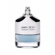Jimmy Choo Urban Hero apă de parfum 100 ml tester pentru bărbați