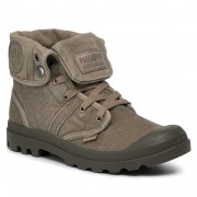 Туристически oбувки PALLADIUM - Pallabrouse Baggy 02478-308-M Dusky Green