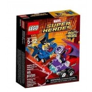 Lego 76073 Super Heroes Wolverino Kontra Magneto