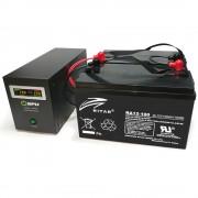 UPS BPU LONG 1500VA-1050W+2 x baterija 12V 100Ah