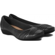 Clarks Albury Pixie Bellies For Women(Black)