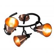 QAZQA Classic spot copper - Jos 3