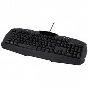 Hama uRage Illuminated Gaming Keyboard Black vilagitos gamer billentyuzet