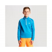 Kids' Consist Core Stretch Half Zip Midlayer Atlantic Blue