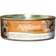 Applaws Dog Jelly Pollo con pato