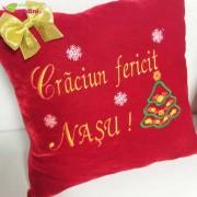 Pernuță Crăciun Fericit