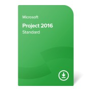 Microsoft Project 2016 Standard, Z9V-00342 elektronički certifikat