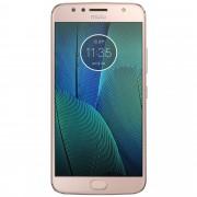 Telefon Mobil Motorola Moto G5S Plus, 32GB Flash, 4GB RAM, Dual SIM, 4G, Gold