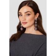 MANGO Tassels Pendant Earrings - Jewellery - Multicolor