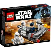 Lego Star Wars 75166 - Battle Pack Speeder Da Trasporto Del Primo Ordine