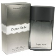 Ermenegildo Zegna Forte Eau De Toilette Spray 3.4 oz / 100 mL Fragrances 492625