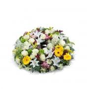 Interflora Coroa flores mistas Interflora