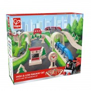 Hape Railway Set trenulet - trasee multiple