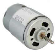 2016 New DC3-12V Large Torque Motor Super model with High Speed Motor New Arrival Rated voltage 9V 20W