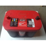 Baterie auto Optima REDTOP 12V 50Ah RT C4,2 Varta cod 801287000