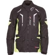 Modeka X-Road Chaqueta Textíl Negro/Amarillo S